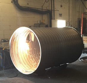Round Spiral Duct for HVAC Duct Systems | Fabricator | Fort